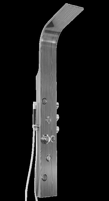 Lux canada colonne de douche lux sp5bs - Colonne de douche de qualite ...